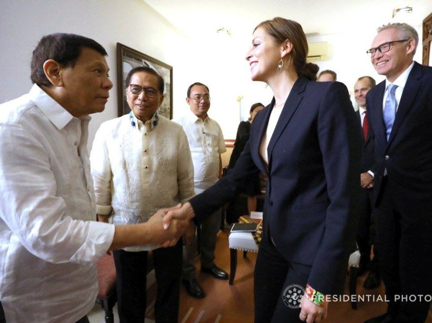 Duterte's meeting with Norwegian envoy could pave way for peace talk revival