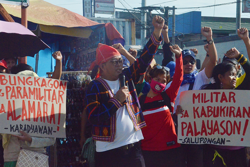 Military has long been engaged in hamletting of Lumad communities — Pasaka