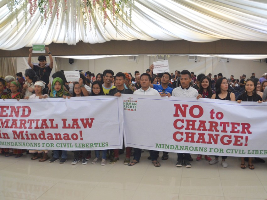 Extended martial law targets peasant, lumad communities – M4CL