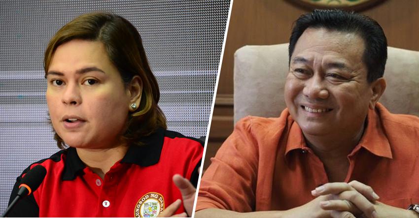 Mayor Sara slams House Speaker Alvarez over 'opposition' tag