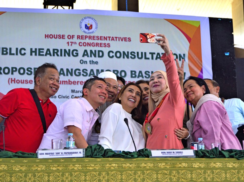 Lanao del Norte officials reiterate stand on BOL ahead of Feb. 6 plebiscite