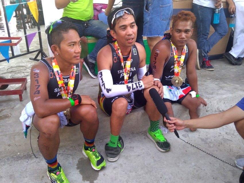 Amputee triathletes team up for this year's Ironman 70.3