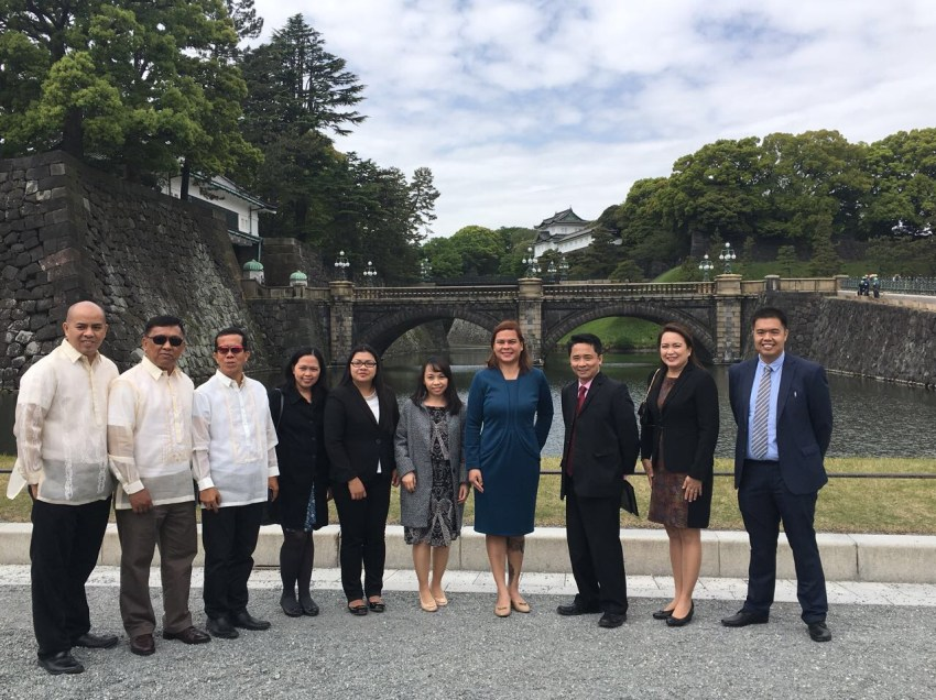 Davao officials travel to Japan for urban planning lectures