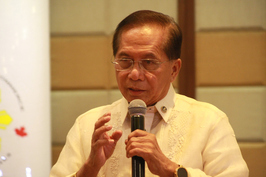 Dureza respects Mayor Sara's statement, but will pursue talks as President Duterte ordered