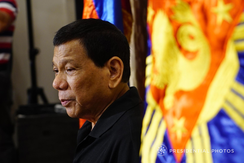 Duterte to sign EO on 'endo' on or before May 1