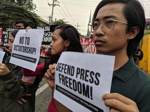Journalism, a dangerous endeavor in PH under Duterte, media groups say