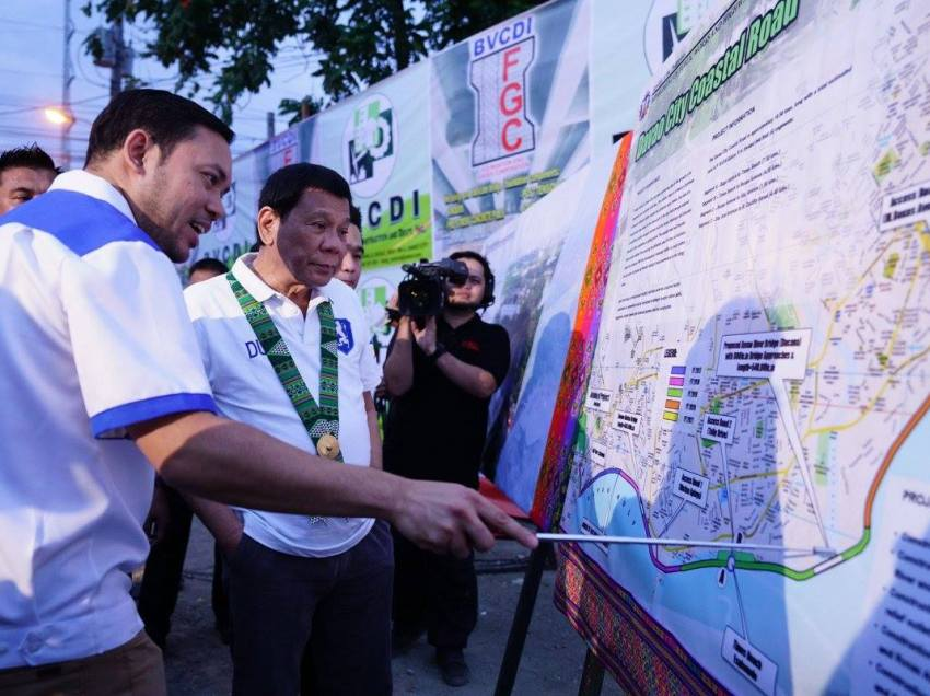 Widened bridge to ease traffic congestion in Davao City
