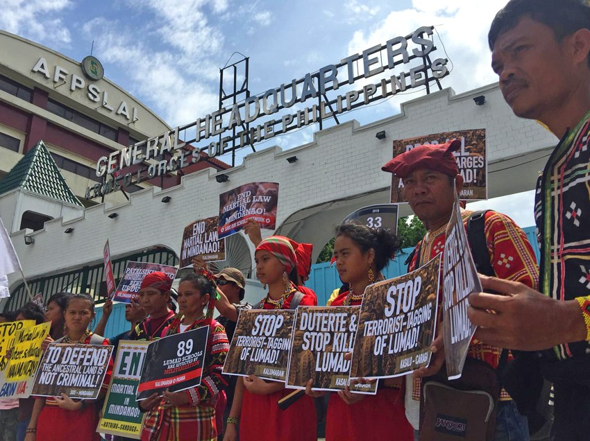 Indigenous, Moro groups fear Anti-Terror Law repeating past abuses