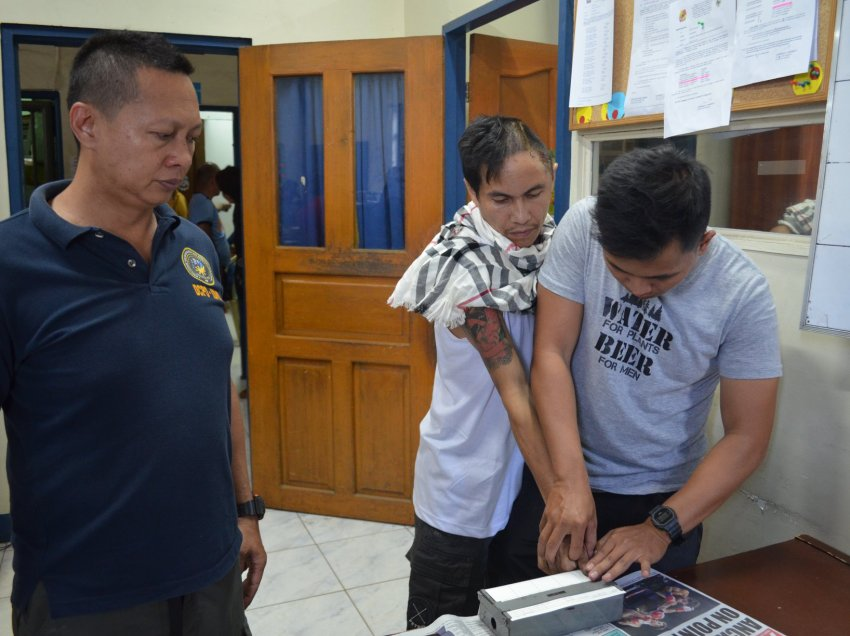 Captured NPA leader transferred to Davao City to face charges