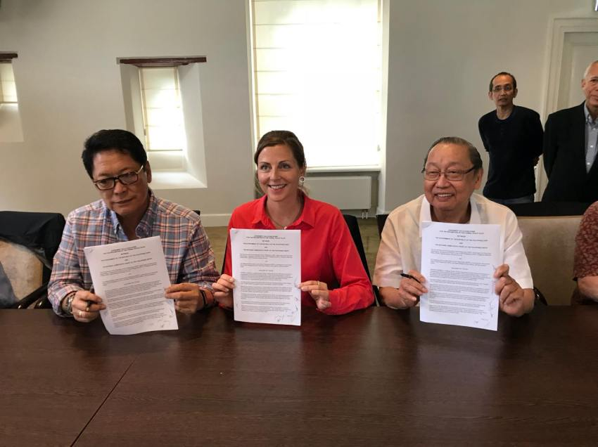 NDFP releases Backchannel Signed Peace Agreements