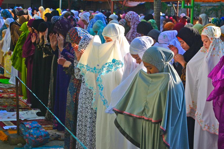 EID'L FIT'R PRAYER