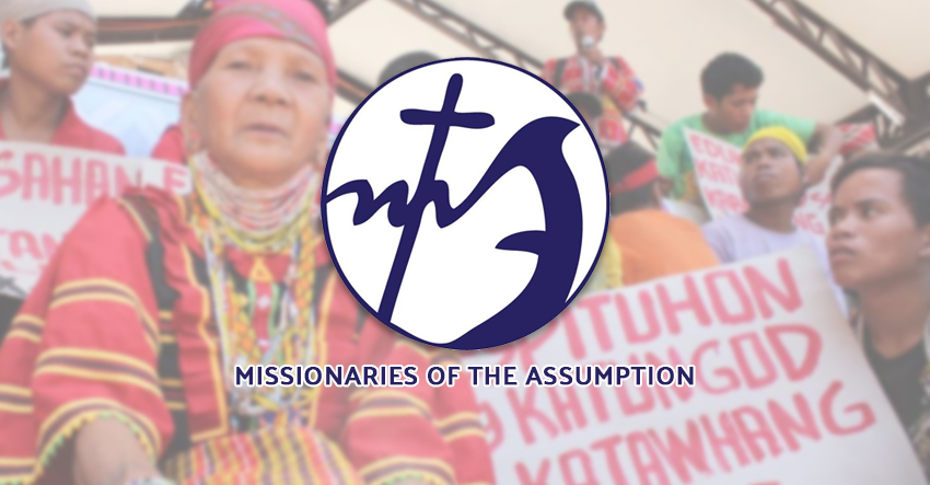 Missionaries of the Assumption: A Statement of Concern and Indignation on the continuing injustices against the Indigenous Peoples
