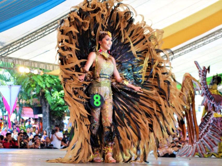 IN PHOTOS: Take a Peek of Kadayawan's 1st Kosplay Tilt