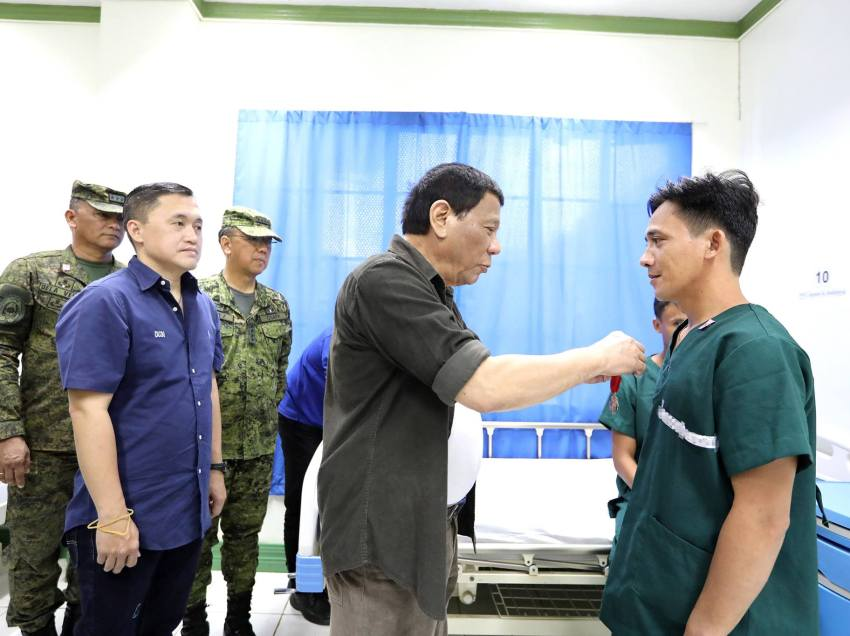 Moro group enraged by Duterte honoring soldiers involved in Patikul massacre