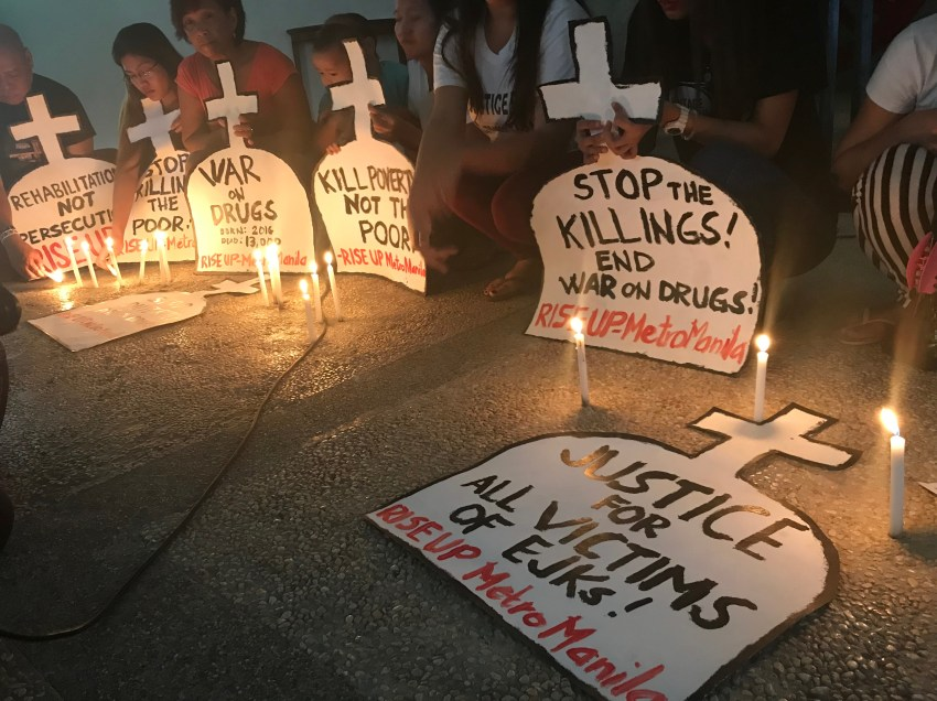 'PH gov't election to UN rights body does not absolve Duterte of accountability for rights abuses'