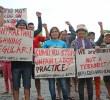 Labor union urges Japanese consumers to boycott Sumifru bananas