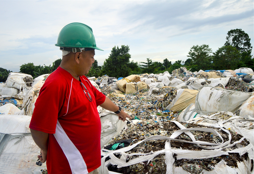 Environmental group wants long-term solution on waste importation
