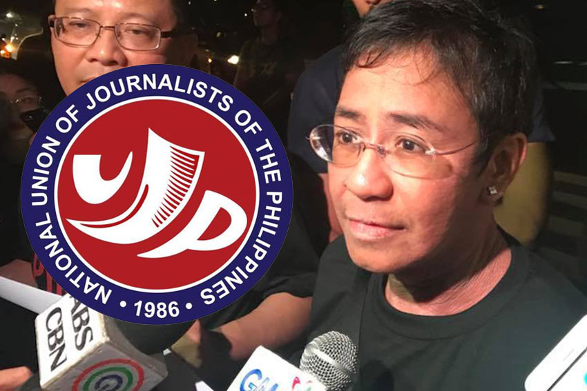 Arrest of Rappler's Maria Ressa 'a shameless act of persecution by a bully government'