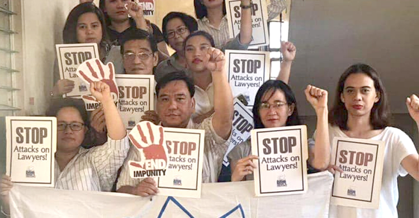 HR lawyers denounce red-tagging