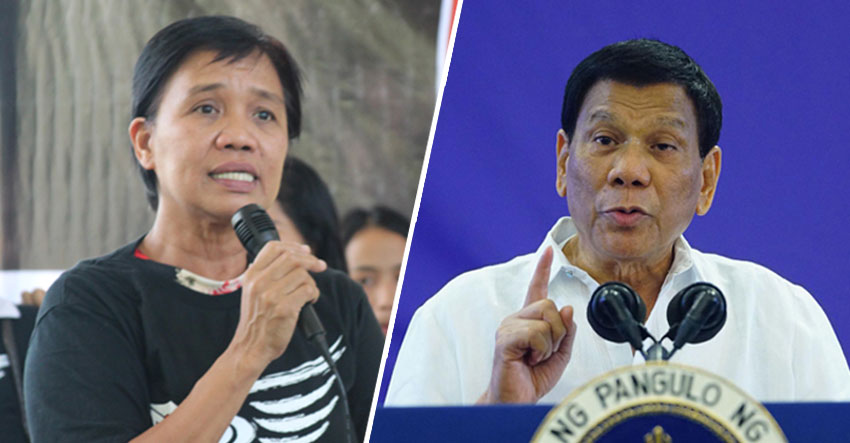 PCIJ to Duterte: Don't lose your cool, explain wealth