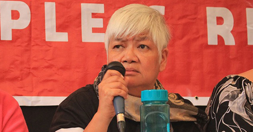 Scribe mulls legal charges vs arresting personnel over illegal arrest