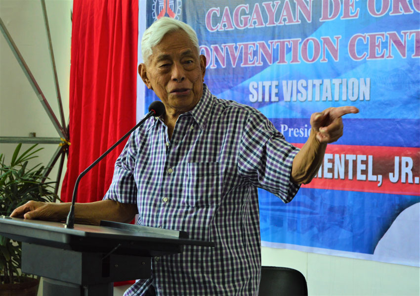 Nene Pimentel: Nothing wrong with allowing Chinese to fish in PH's EEZ
