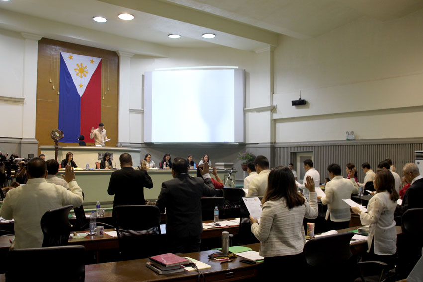 Three new districts proposed to improve services in Davao City