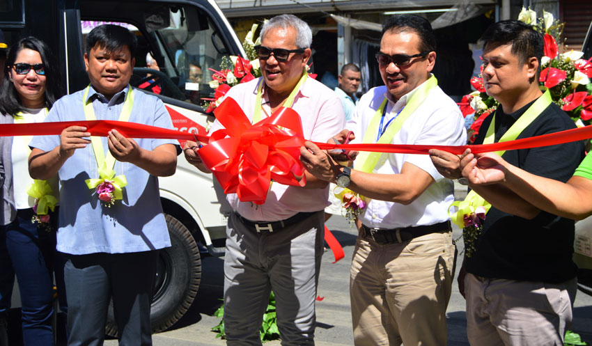 New PUVs offer comfort, convenience to Oro passengers