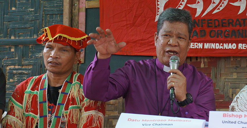 UCCP Bishop to NTF-ELCAC: 'No abuse and child trafficking at Haran shelter'