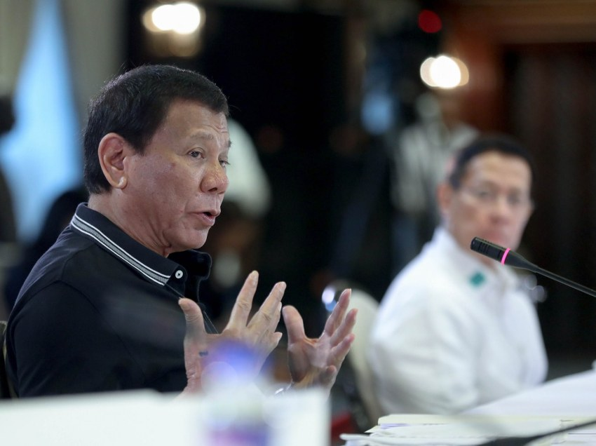 "Netizens angry on Duterte's ""shoot"" order as complaints on"