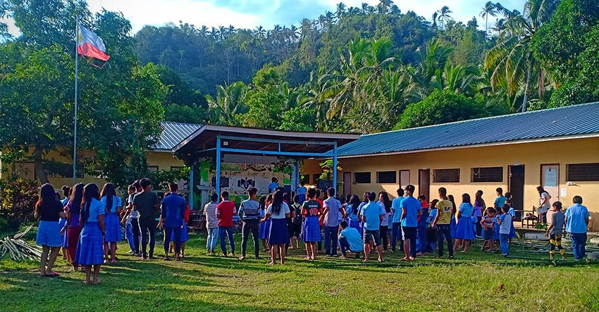 Another community school red-tagged in Davao de Oro