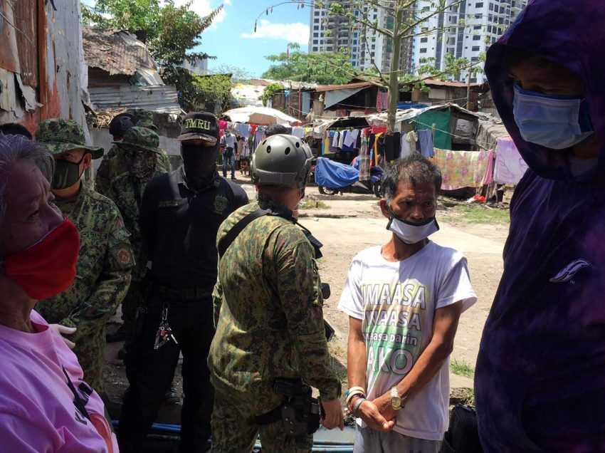 UN official slams 'police violence' amid global pandemic