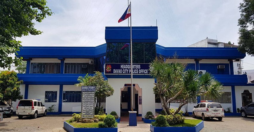 Davao City Police adds three stations, 160 personnel for security and health monitoring