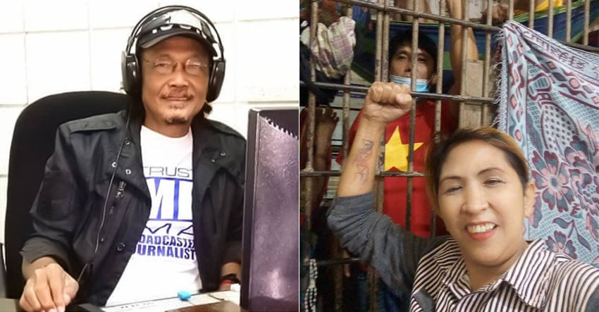 Journalist murdered, two others jailed for libel in bloody November 10