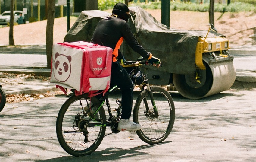 Davao City councilor appeals suspension of biz permit for food delivery riders