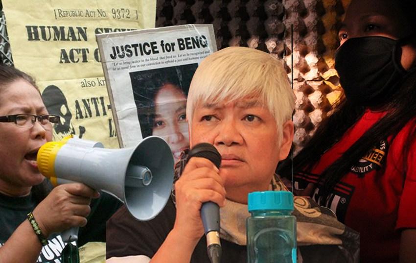 Mothers balancing life and struggle as activists