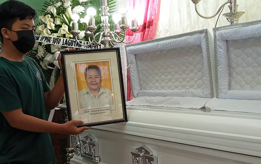 Police: Shooting of Bukidnon town councilor could be due to grudge