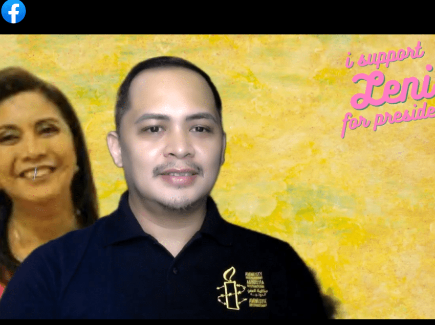 Why these Davao lawyers support Leni for president
