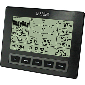 Review:  La Crosse Technology Wireless Weather Station c84612 - Updated