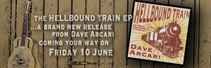 The Hellbound Train EP artwork is done!