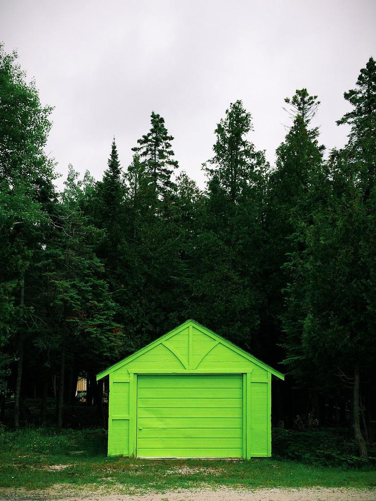 Green for Green's Sake
