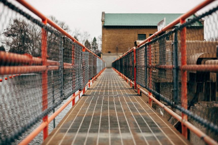 Walk the Dam
