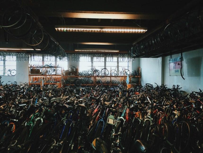 Bike Hub - Detroit, MI