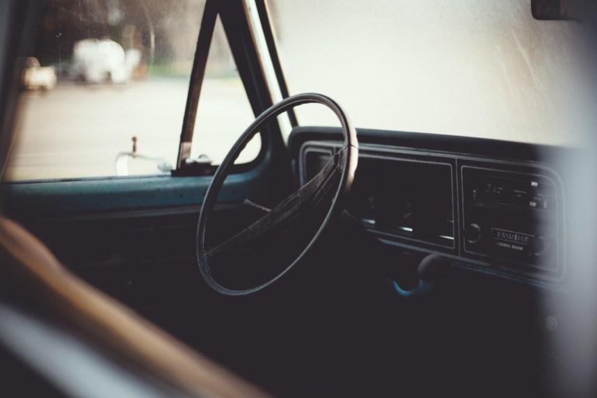 Driver's Seat II