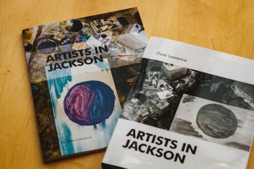 Artists In Jackson, the Magazine