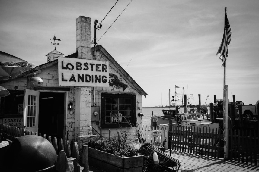 Lobster Landing - Connecticut
