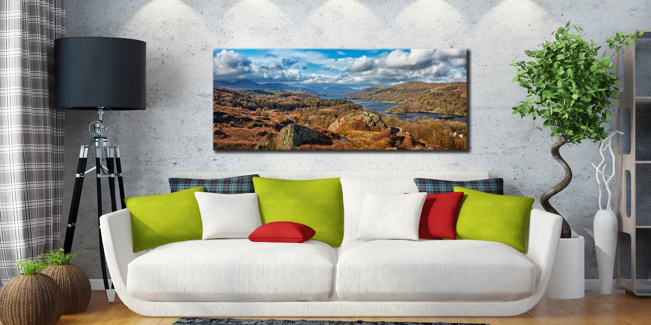 Stunning Coniston Water Panorama Canvas Print On Wall Coniston Water Panorama Lake District Canvas Prints Panoramic Canvas Prints Online Uk Panoramic Canvas Prints Nz photos Panoramic Canvas Prints