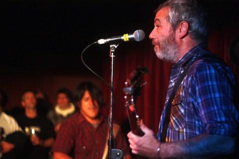 Raul and Mike Watt, Mikala Taylor/BackstageRider.com
