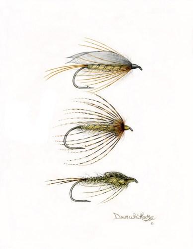 Flies-PMD Trio Emergers