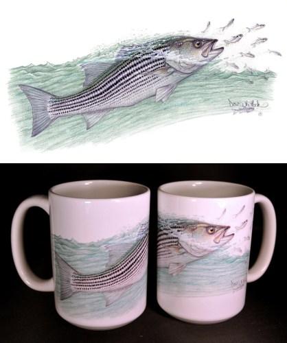 Striper ART Mug